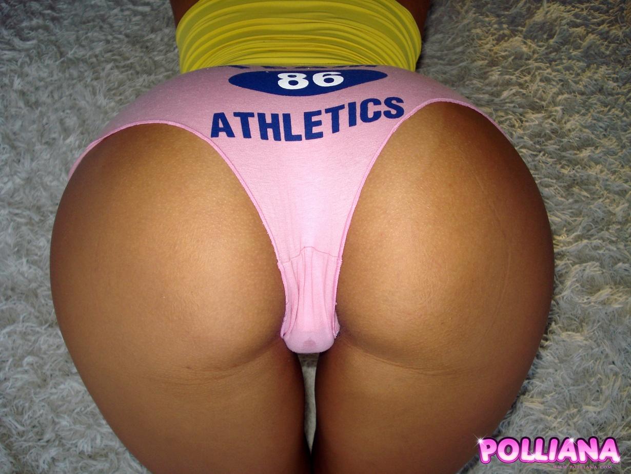Panty big curvs ass